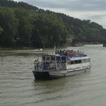 River cruise 5 euros for nearly one hour