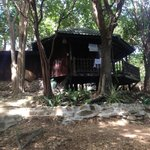 Our Bungalow. A/C & Warm Water 1000Baht p/n