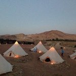 The Rock Camp - Petra의 사진
