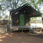 Foto de Crocodile Bridge Rest Camp