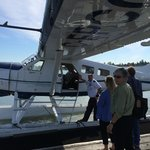 Our Taxi to Clayoquot