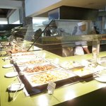 one of the buffets
