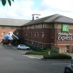 Foto van Holiday Inn Express Exeter