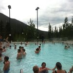 Foto de Miette Hot Springs Resort