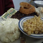 Lodge food--yummy!