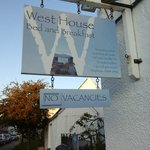 Foto de West House Bed and Breakfast