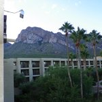 View of Catalina Mountains
