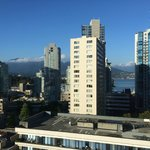 Riviera on Robson Suites Hotel Downtown Vancouver resmi
