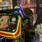 If you haven't already.. here is the best place to practice your driving Tuk Tuk