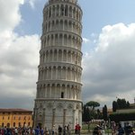 Leaning Tpwer of Pisa
