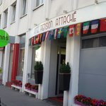 Attache Hotel Pension Foto