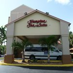 Foto de Hampton Inn & Suites Ft. Lauderdale-Airport/South Cruise Port