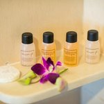 Bath room amenities