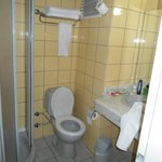 The Shower Room and Toilet