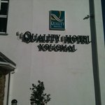 Quality Hotel & Leisure Center Youghal resmi