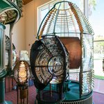 Fresnel lens - many on display