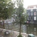 Canal from our window