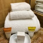 Bally's Toiletries