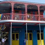 Colorful Frenchman Street