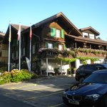 Photo de Hotel-Restaurant Alpenblick