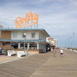 Rehoboth Boardwalk is quiet after Labor Day