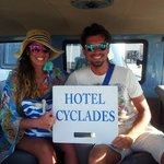 Photo de Cyclades Hotel and Studios