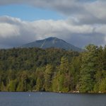 Whiteface Mtn from Lakeshore trail