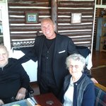 My parents / 68th wedding anniversary diner