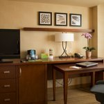 Desk Area in a guest room