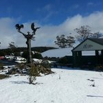Cradle Mountain Hotel Foto