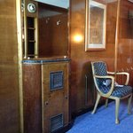 The suite is huge for a ship