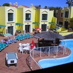Caleta Playa Apartments resmi