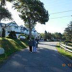 Foto de Spruce Point Inn Resort and Spa