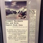 Testimonial of what happened in Roswell.
