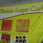 Excellent choices of Kueh Lapis