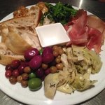 We chose 5 for the antipasti!