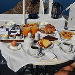 Breakfast served to your room :)
