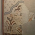 Fresco of Akrotiri