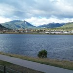 View of Lake Estes from room