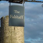 Foto van The Falstaff Hotel