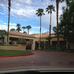 Φωτογραφία: Courtyard Palm Springs