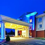 Holiday Inn Express Suites Murphy照片