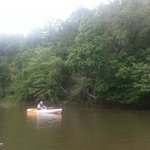 Asheville Outdoor Center; kayaking on French Broad River