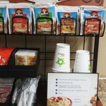 """Grab and go"" oatmeal packages"