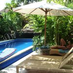 Photo de Aahh Bali Bed & Breakfast