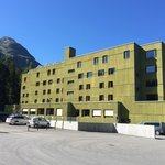 Photo de St. Moritz Youth Hostel