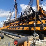 Portsmouth Historic Dockyard Foto