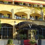 Foto de Hotel Le Vallon de Valrugues & Spa