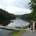 Activities include boat rentals - canoes and paddleboats