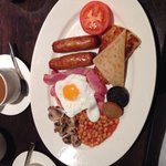 Great Irish Breakfast!
